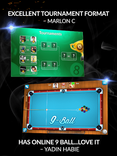 Pool Live Pro 8-Ball 9-Ball 2.7.1 screenshots 12