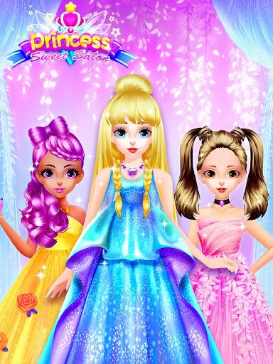 Princess Dress up Games – Princess Fashion Salon 1.23 screenshots 1
