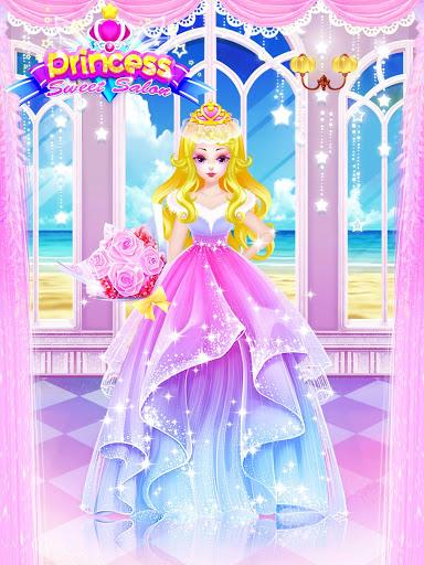 Princess Dress up Games – Princess Fashion Salon 1.23 screenshots 8