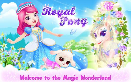 Princess Palace Royal Pony 1.4 screenshots 1