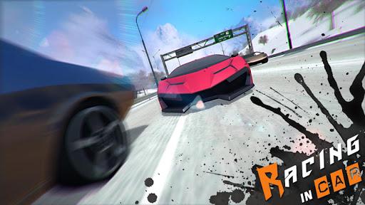 Racing In Car 3D 3.0 screenshots 9