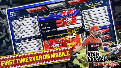 Real Cricket Premier League 1.1.4 screenshots 10