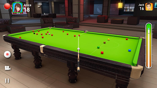 Real Snooker 3D 1.14 screenshots 11