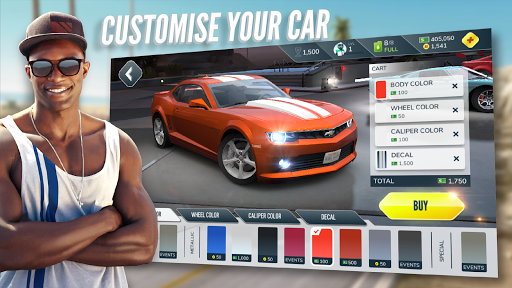 Rebel Racing 1.50.11786 screenshots 6