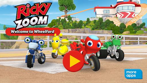 Ricky Zoom Welcome to Wheelford 1.2 screenshots 1