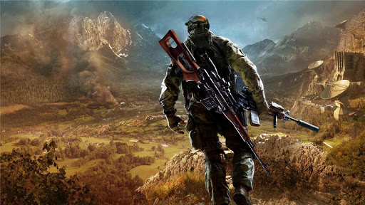 Sniper 3D Shooter- Free Gun Shooting Game 1.3.3 screenshots 10