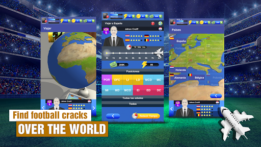 Soccer Agent – Mobile Football Manager 2019 2.0.3 screenshots 6