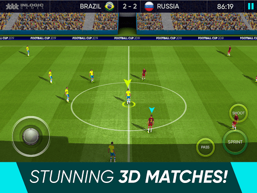 Soccer Cup 2020 Free Real League of Sports Games 1.14 screenshots 5