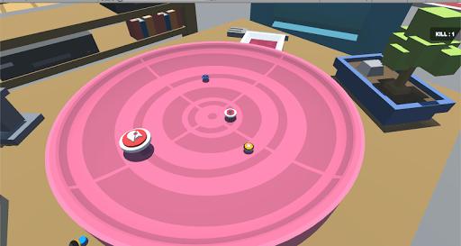 Spin Blade IO 1.0.0 screenshots 5