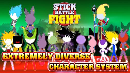 Stick Battle Fight 4.3 screenshots 1