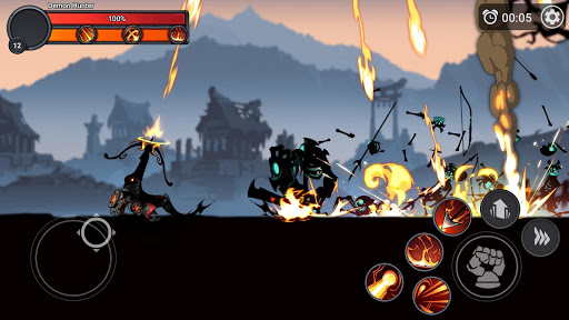 Stickman Master League Of Shadow – Ninja Legends 1.4.8 screenshots 1