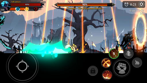 Stickman Master League Of Shadow – Ninja Legends 1.4.8 screenshots 15