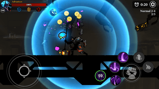 Stickman Master League Of Shadow – Ninja Legends 1.4.8 screenshots 9