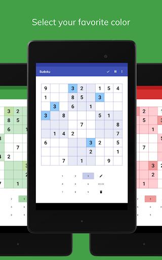 Sudoku – Free amp Offline 2.2.2 screenshots 20