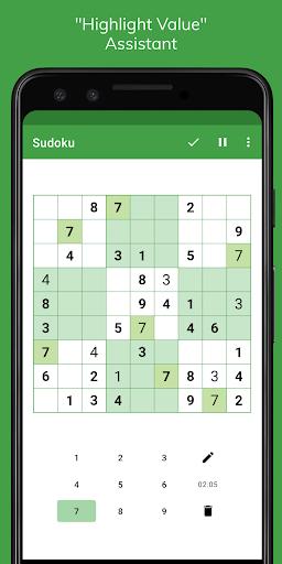 Sudoku – Free amp Offline 2.2.2 screenshots 5