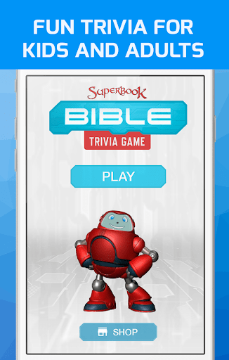 Superbook Bible Trivia Game 1.0.8 screenshots 24