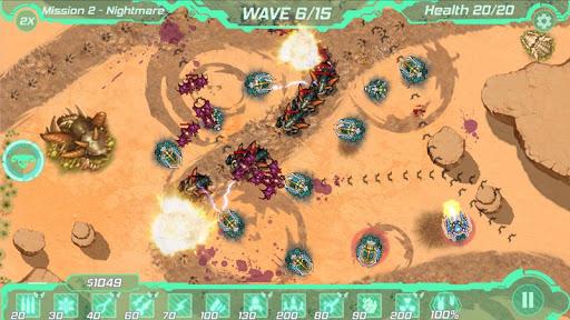 Tower Defense Zone 1.3 screenshots 14