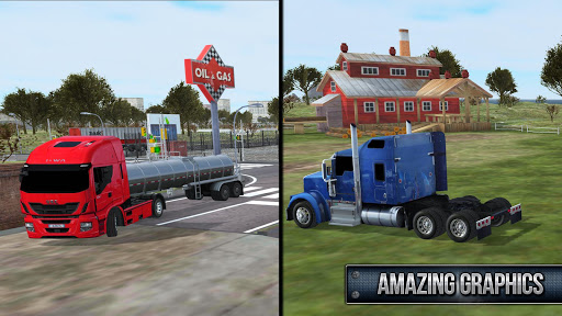 Truck Simulator 2017 2.0.0 screenshots 17