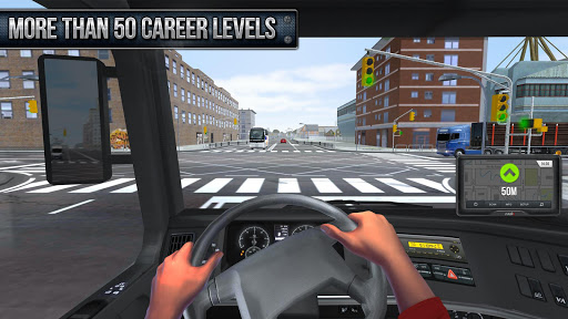 Truck Simulator 2017 2.0.0 screenshots 6