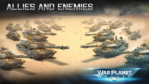 War Planet Online Real Time Strategy MMO Game 3.2.1 screenshots 3