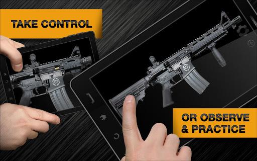 Weaphones Gun Sim Free Vol 1 2.4.0 screenshots 12