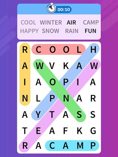 Word Search Blast – Word Search Games 1.2.2 screenshots 17