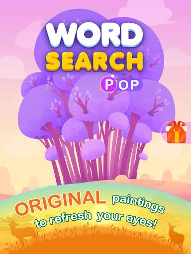 Word Search Pop – Free Fun Find amp Link Brain Games 3.1.7 screenshots 10