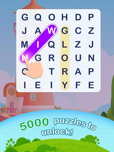 Word Search Pop – Free Fun Find amp Link Brain Games 3.1.7 screenshots 8