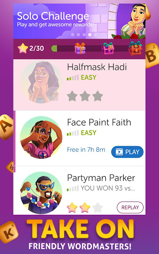 Words With Friends 2 Free Multiplayer Word Games 14.904 screenshots 15