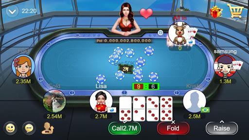 ZIK Domino QQ 99 QiuQiu KiuKiu Online 1.7.0 screenshots 18