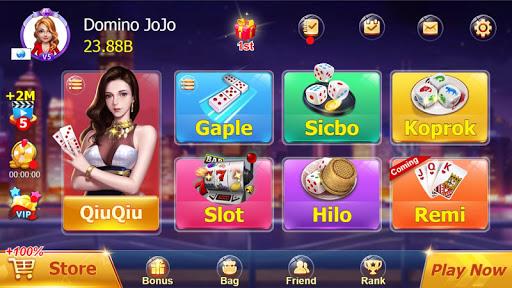 ZIK Domino QQ 99 QiuQiu KiuKiu Online 1.7.0 screenshots 9