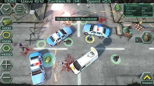 Zombie Defense 12.7 screenshots 3