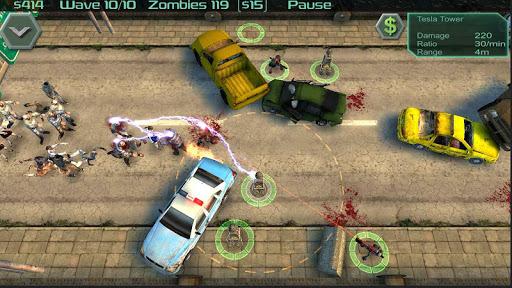 Zombie Defense 12.7 screenshots 4