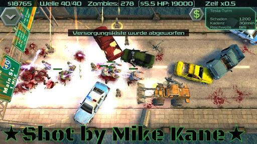 Zombie Defense 12.7 screenshots 9