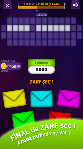 arkfelek Mobil – Finalde Zarf Se screenshots 3