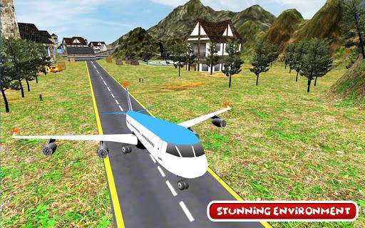Aeroplane Games City Pilot Flight 1.0.4 screenshots 2