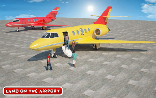 Aeroplane Games City Pilot Flight 1.0.4 screenshots 4