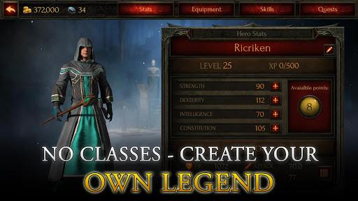 Arcane Quest Legends – Offline RPG 1.3.0 screenshots 15