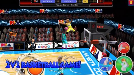 Basketball Slam 2020 2.62 screenshots 1