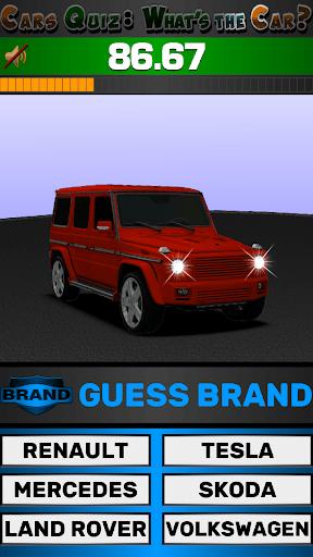 Cars Quiz 3D 2.2.1 screenshots 1