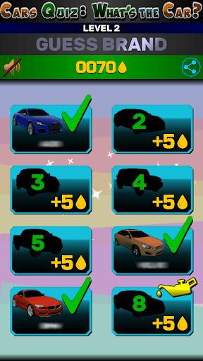 Cars Quiz 3D 2.2.1 screenshots 3