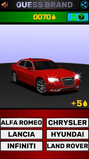 Cars Quiz 3D 2.2.1 screenshots 4