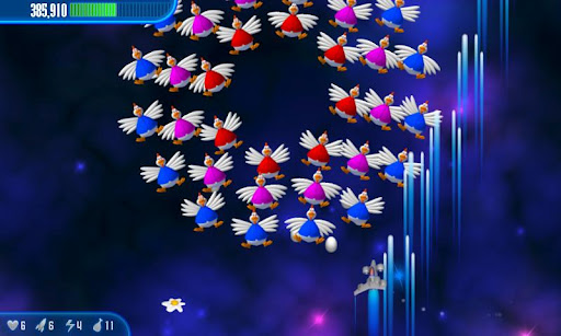 Chicken Invaders 3 1.36ggl screenshots 4