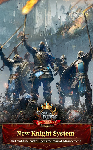Clash of Kings Newly Presented Knight System 6.09.0 screenshots 1