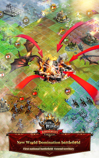 Clash of Kings Newly Presented Knight System 6.09.0 screenshots 12