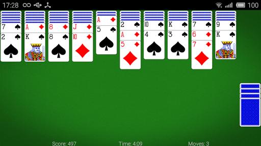 Classic – Spider Solitaire 4.7.5 screenshots 8