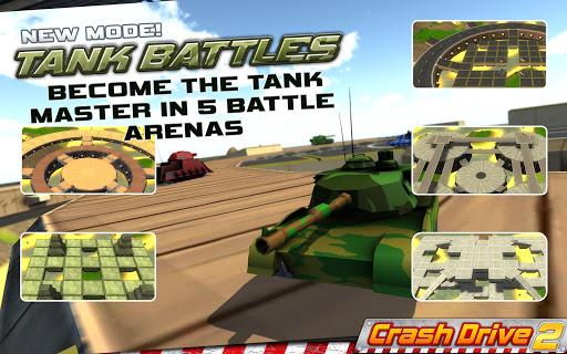 Crash Drive 2 3D racing cars 3.70 screenshots 17