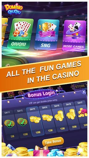 Domino QiuQiu KiuKiu Onlinekoin gratis 2.3.9 screenshots 7