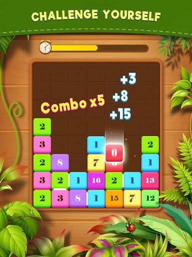Drag n Merge Block Puzzle 2.8.1 screenshots 13