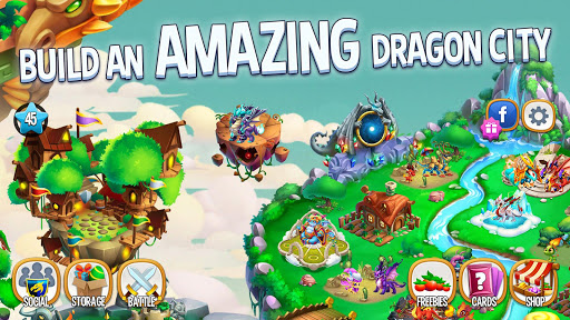 Dragon City screenshots 2